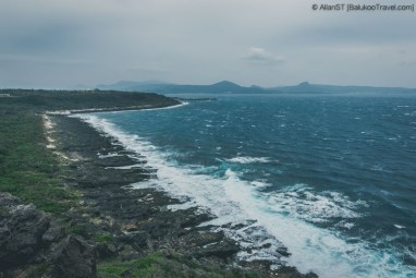Coastline at Maobitou Park (貓鼻頭公園), Kenting National Park (Taiwan)